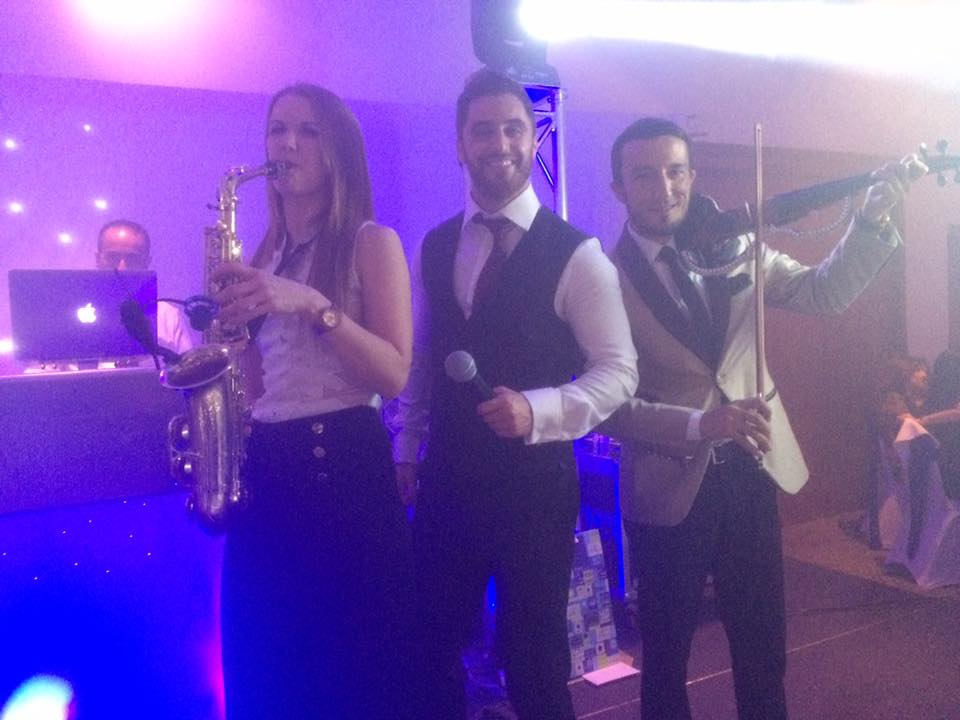 MC & Host (Bat Mitzvah) @ The Kinloss Suite
