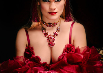 Ruby Deshabille